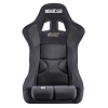 Sparco EVO LF II US Competition Seat Black