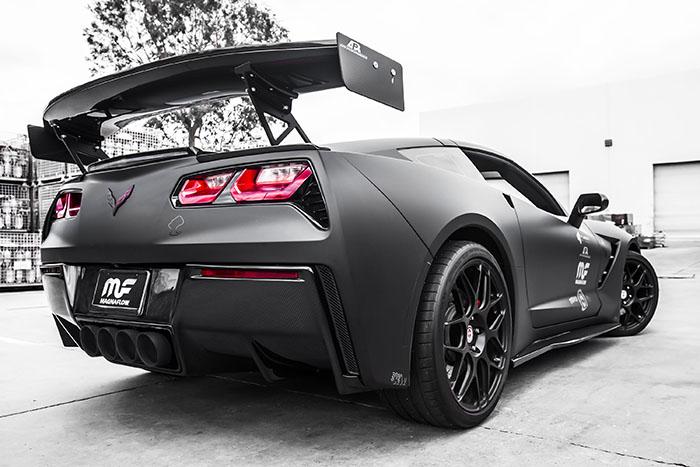magnaflow 2014 2015 chevrolet corvette c7 axle back. Black Bedroom Furniture Sets. Home Design Ideas