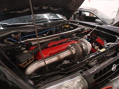 Nissan Sentra SR20 Turbo