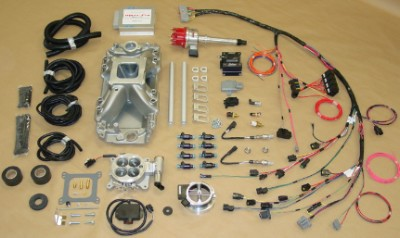 included_parts big(1) mass air fuel injection system small block ford 289 302 ford 351w ford 302 fuel injection wiring harness at virtualis.co