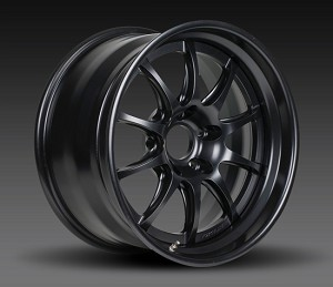 Forgeline GZ3R 18x10.5 All Satin Black