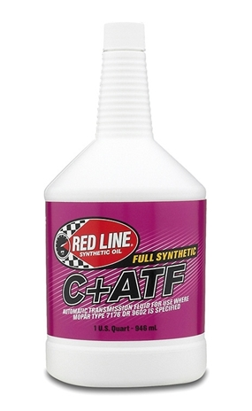 Red Line's C+ ATF (30604) Synthetic Automatic Transmission Lubricants