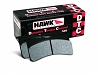 HB194U.570 Hawk 2009-2015 Cadillac CTS V  DTC-70 Race Rear Brake Pads