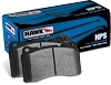 HB659F.570 06-13 Corvette Z06 HPS Street Rear Brake Pads 1 pcs (4/set)