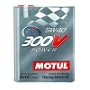 Motul 300 V 5W40 HIGH RPM 2-liter Cans  (mtl104242)
