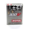 Motul 300 V 15W50 HIGH RPM 2-liter Cans ( MTL103138)