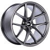 C8 Corvette BBS CI-R 20x11.5 5x120 ET52 Platinum Gloss Rim Protector Wheel -82mm PFS/Clip Required bbsCI0801PG