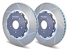 Girodisc Front 2pc Floating Rotors for Chevy Camaro 17+ ZL1 1LE package A1-211